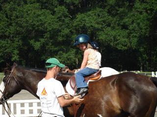 Anna - Horse Camp 4