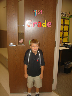 First day school 3