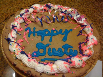 cookie cake wp