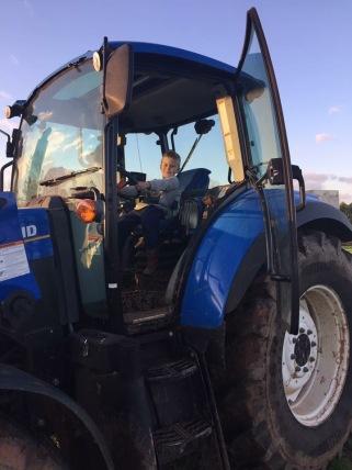Jett - tractor