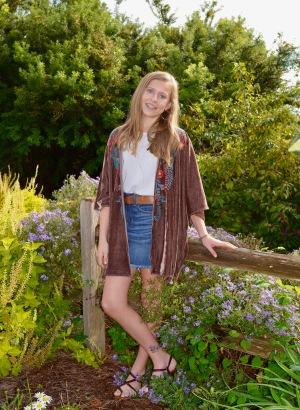 Anna 8th grade pic