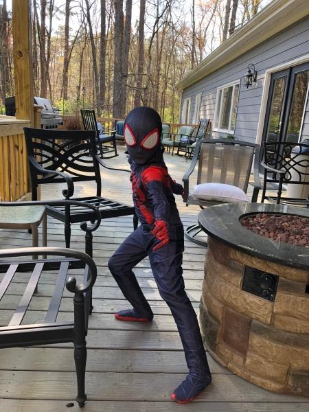 jett spiderman